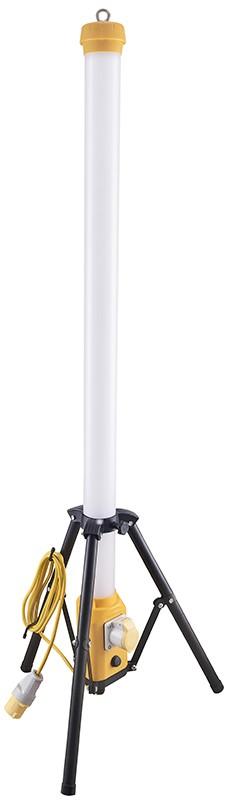 72w LED Uplight 110V 3m cable 16A Ind plug/socket Tripod Em