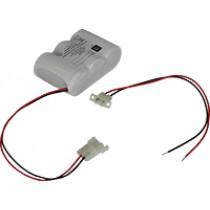3-cell 4Ah 3.6V NiCd Battery Pack