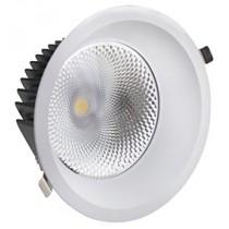 COB Downlight LED Anti-Glare 30W 4000K White