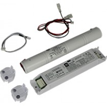 Emergency Conv Pack for RA LED Tubes 55-90V 4W 4 Cell NiCd
