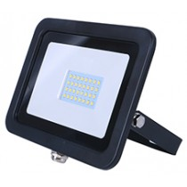 20w SMD AC Floodlight - 6000k - Black