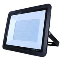300W SMD AC Floodlight - 6000K - Black