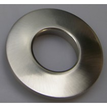 Satin Chrome Bezel For FRLEDP Downlight Range