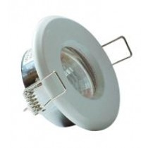 IP65 GU10 Shower Light - White