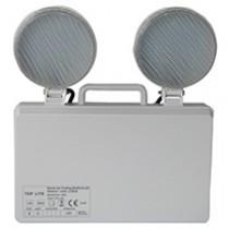 Emergency LED Twin Spot - 3 Hour - IP20