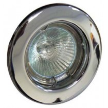 GU10 Downlight - Fixed - Chrome
