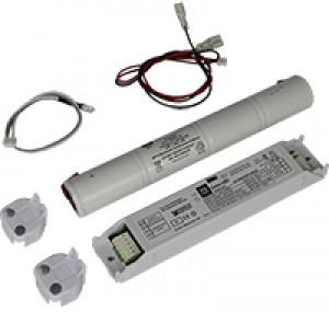 Emergency Conv Pack for RA LED Tubes 55-90V 4W 4 Cell NiCd