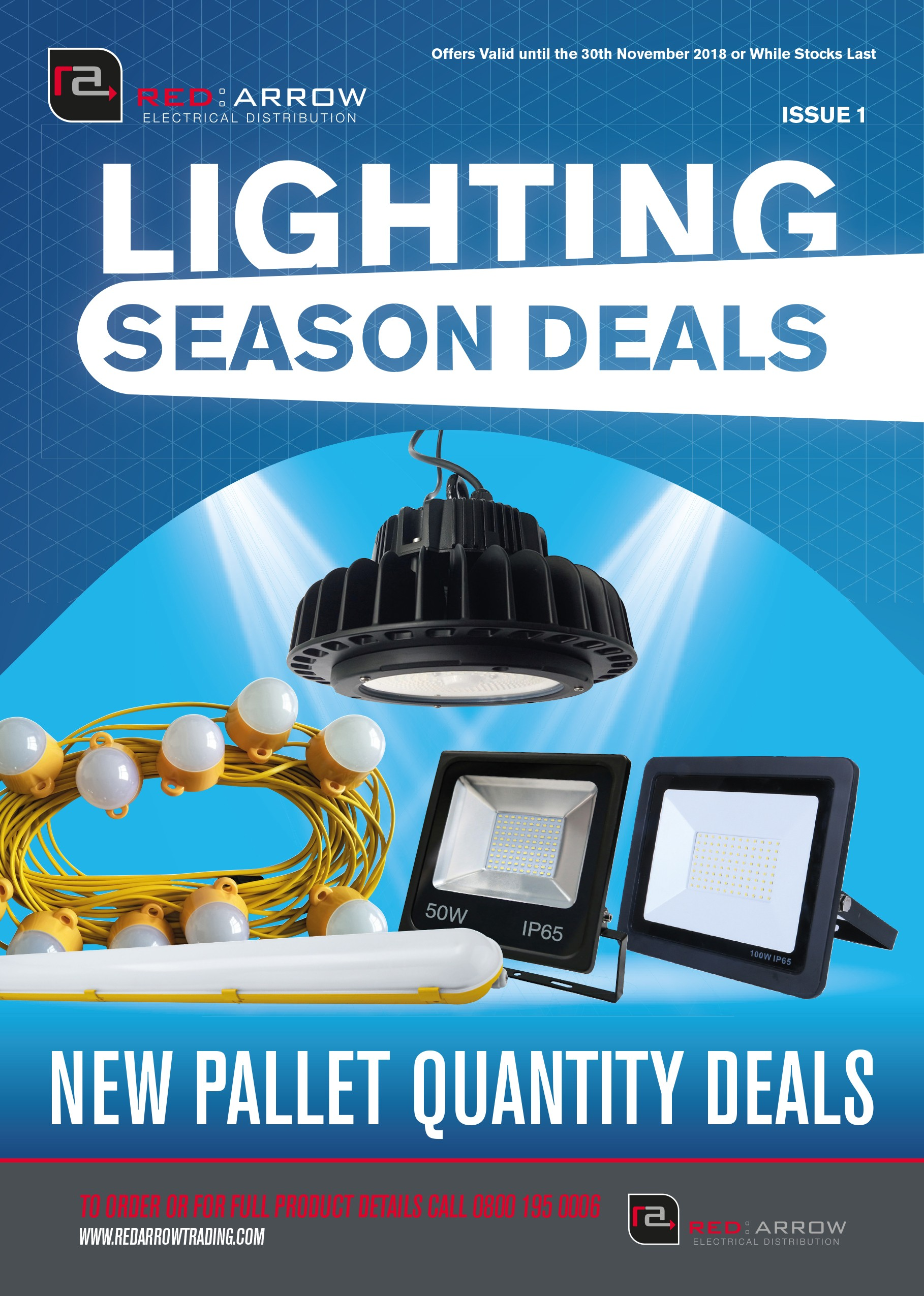 LIGHTING SEASON DEALS