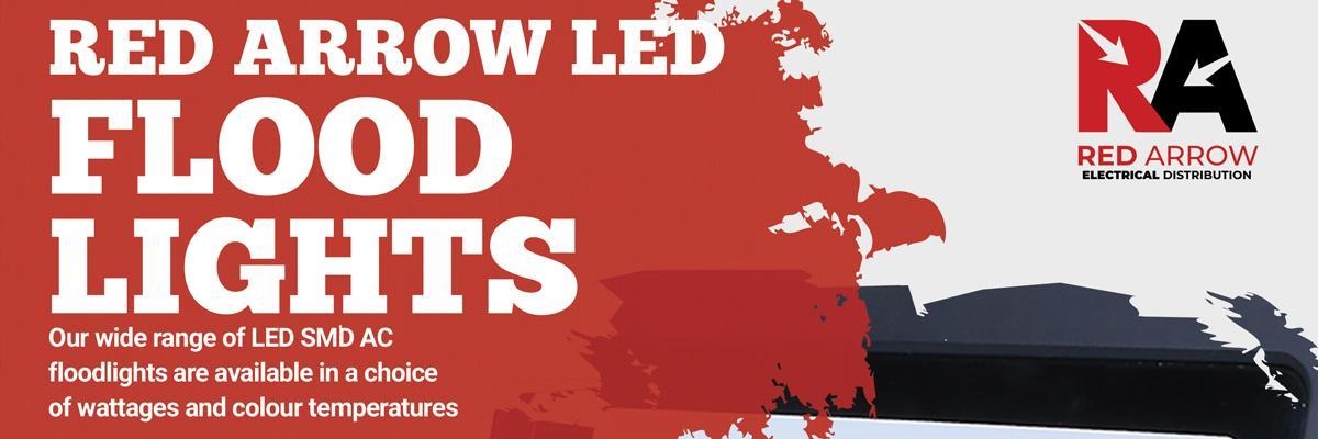 Red Arrow Floodlights