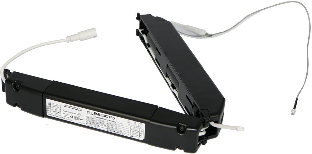Emergency Remote Box Flexi 55-90V 4 Cell NiMH