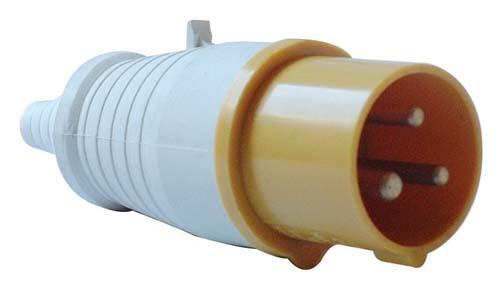 Ind. Plug - 16A - 110V