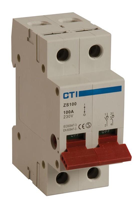 100A Main Switch