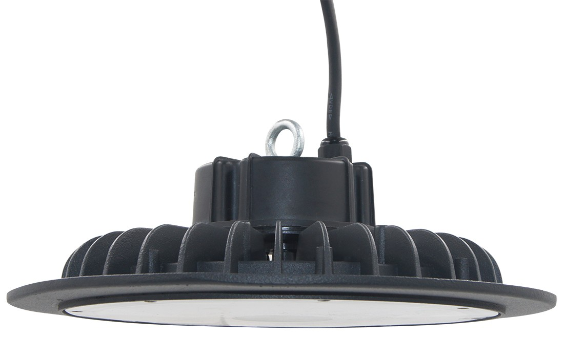 High Bay UFO Style 150W 4000K LED IP65 Black