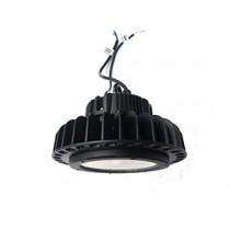 Compact LED Highbay 150w Dimmable Black 6500k IP65 120 deg