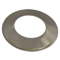 Satin Chrome Bezel For Fire-Rated 10W COB LED Downlight