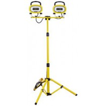 2 x 18W 110V LED Worklight with Tripod