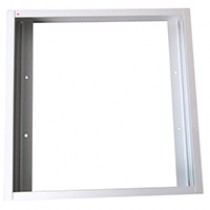 LED Panel Surface Mounting Kit White 600 x 600mm