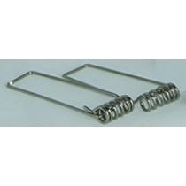 Single Leg Spring - Pressed Steel, IP65 & Square Downlights