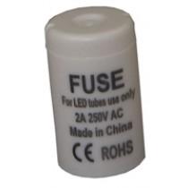Fuse for T8 LED Tubes
