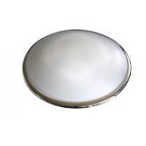 22w LED Wilson Fitting Emergency Chrome/Opal M/Sensor 4000K
