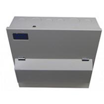 10 Way 100A Metal Clad Consumer Unit 1 x 80A RCD