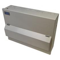 14 Way 100A Metal Clad Consumer Unit 1 x 80A RCD