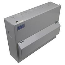 14 Way 100A Metal Clad Distribution Board