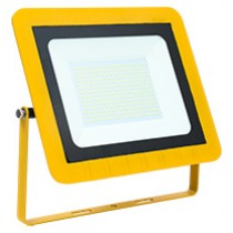Site Floodlight AC 110V 150W 6500K LED IP65 Yellow