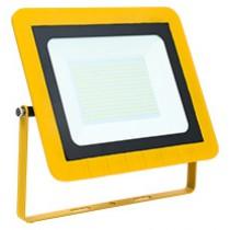 Site Floodlight AC 110V 150W 6500K LED IP65 Yellow