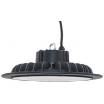High Bay UFO Style 200W 4000K LED IP65 Black