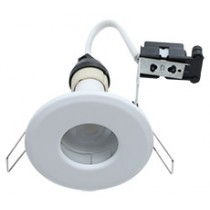 Hoop Plus Downlight Die Cast GU10 IP65 White