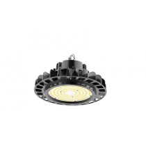 UFO-X DIMMABLE HIGH BAY 100W LED 4000K BLACK