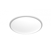 WILSON SLIM BULKHEAD WHITE/OPAL 25W 4000K C/W M/W