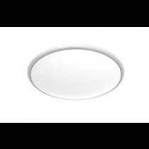WILSON SLIM BULKHEAD WHITE/OPAL 25W 4000K C/W M/W & 3 HR EM