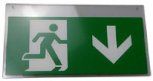 Exit Legend for HTLEDCM - Arrow Down