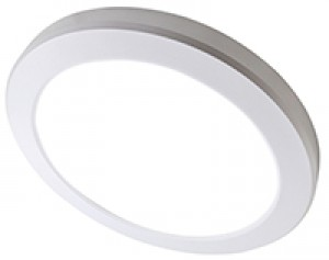 Discus Downlight 18W Dimmable 4000K LED White