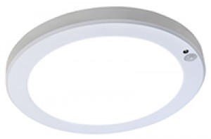 Discus Downlight 10-15-18W with PIR 4000K LED White