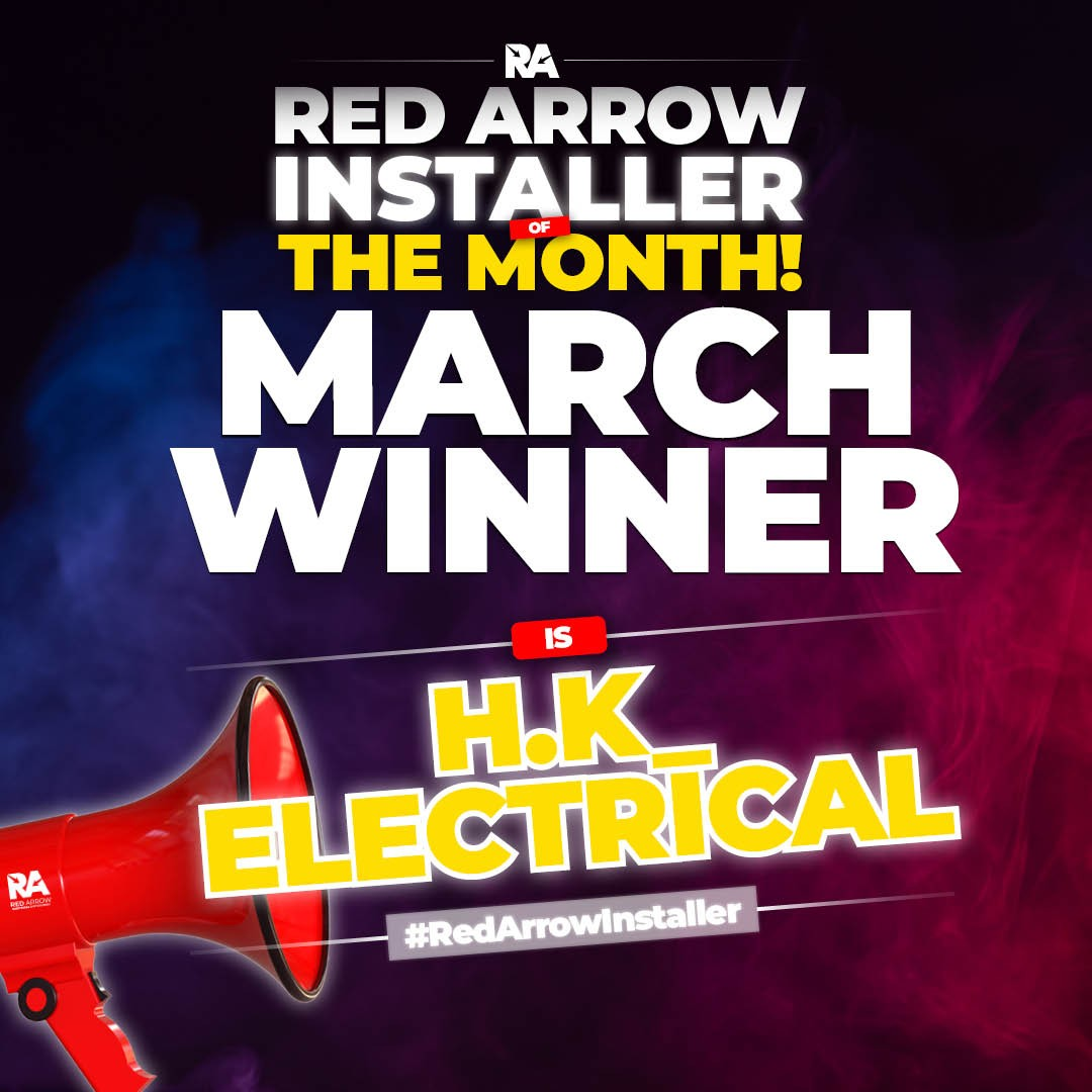 Red Arrow Installer March Winner