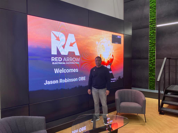 Red Arrow's re-branding process is growing at an astonishing speed